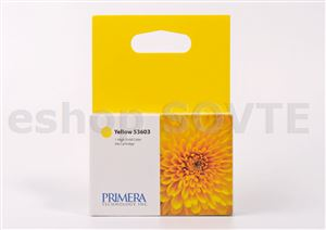 Primera Inkoustová cartridge 53603 žlutá (Y - yellow) Disc Publishe 41xx